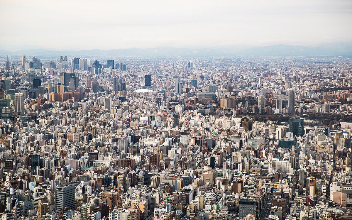 all about urbanization